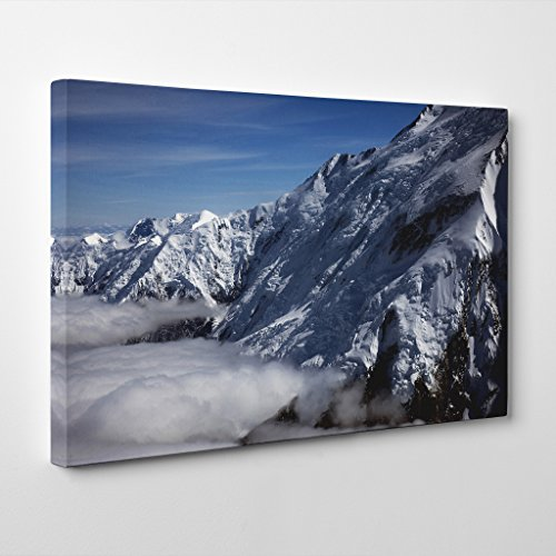 BIG Arty Pie Landscape Mt Denali McKinley Mountain 2