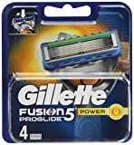 Best Gillette Razors - Gillette Fusion Men's ProGlide Power Razor Blades Review