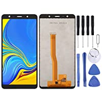 HUANGMENG Boutique incell LCD Screen and Digitizer Full Assembly for Galaxy A20 A205F/DS, A205FN/DS, A205U, A205GN/DS, A205YN, A205G/DS, A205W (Black) (Color : Black)