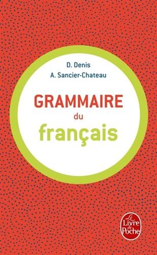 Grammaire du français