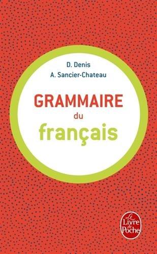 Grammaire du franais