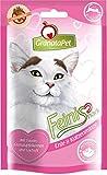 GranataPet Feinis Katzensnack Ente und Katzenminze
