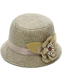 33c2724f Beanies Ladies Summer Beach Hat Bucket Hat Straw Hat Classic Summer Hat Sun  Hat Comfortable Color