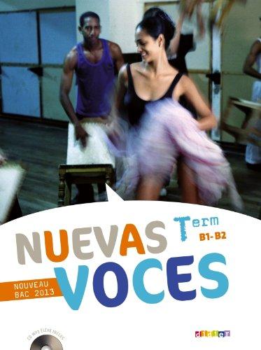 Nuevas Voces Tle - Manuel + CD mp3 - Format compact