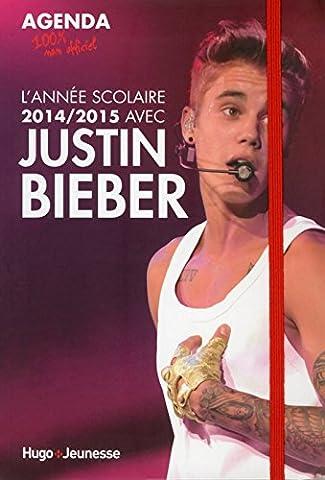 L Officiel Art - L'année scolaire 2014-2015 avec Justin Bieber -