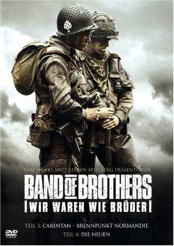 Preisvergleich Produktbild Band of Brothers Teil 3 & 4 (DVD)