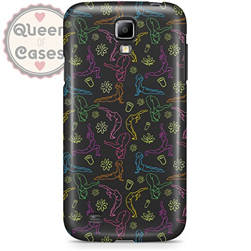b65eb6dd4a3 Queen of Cases Phone Case for Samsung Galaxy S4 Active (i9295) - Yoga Life