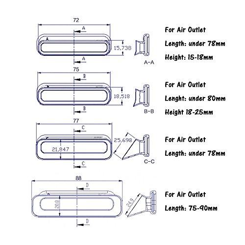 Mondpalast @ Laptop Kühler USB Air Extrahierung Vakuum-Lüfter CPU-Kühler für Notebook - 6