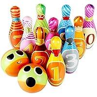 suchergebnis auf f r geschenke bowling sport outdoor spielzeug. Black Bedroom Furniture Sets. Home Design Ideas
