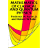 Mathematics of Classical and Quantum Physics (Dover Books on Physics)