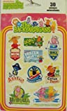 The Backyardigans 30 stickers/autocollants by Tender Thoughts Greetings