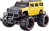 #6: Remote Control Mad Racing Cross Country Big Hummer Style Truck 1:20 (Yellow)