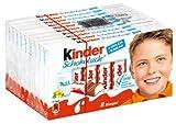 Ferrero Deutschland GmbH: Ferrero Kinder-Schokolade - 10 x 100 g