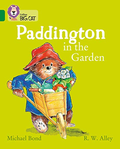 Paddington in the Garden: Band 15/Emerald (Collins Big Cat)