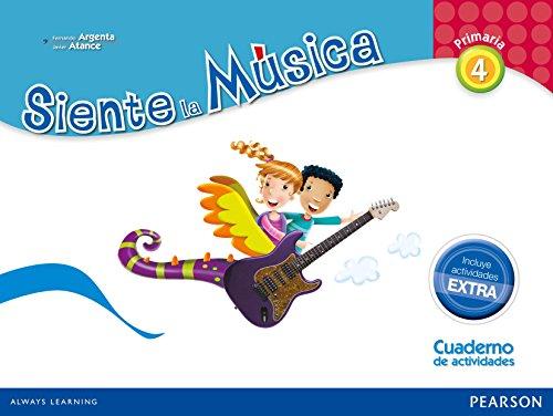 Siente La Música 4. Pack Actividades - Edición LOMCE - 9788420564289 por Fernando Martín de Argenta Pallarés
