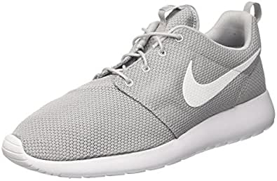 34a7f1cabf60 Nike Men s Roshe One Wlfgry and White Running Shoes - 11 UK India ...