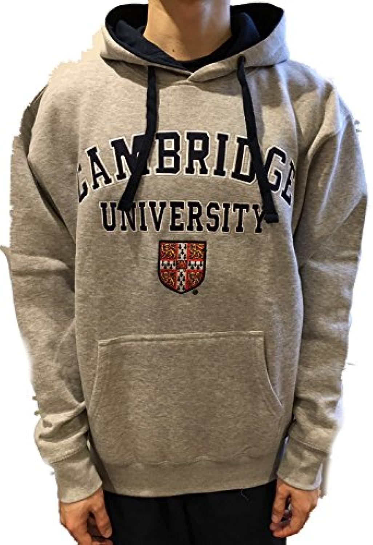 Cambridge Official University Ufficiale Hoody - Grigio - Official Cambridge  Apparel dei Famosi università di Cambridge e9a392e5953