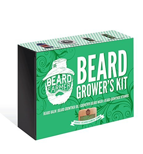 Ultimate-Beard-Growers-Kit-Best-Complete-Beard-Gift-Set-Super-SALE-50-off-this-mens-gift-set-Naturally-faster-beard-growth-in-every-kit-by-Beard-Farmer-by-Beard-Farmers