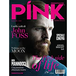 Pink Magazine Italia - Giugno 2016: The Pink Side