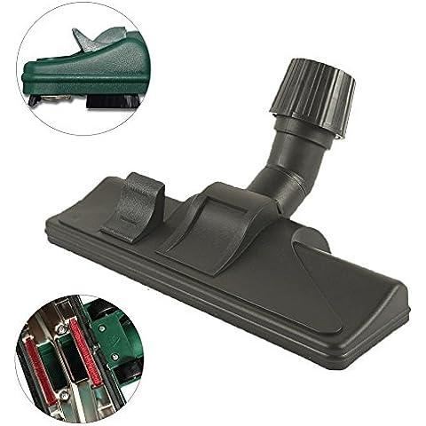 TOP - Cepillo Universal / Boquilla combinado Para aspiradora Corona Optimo, Omega Practic, Kaiski 871, Siemens VS 32 / VS32
