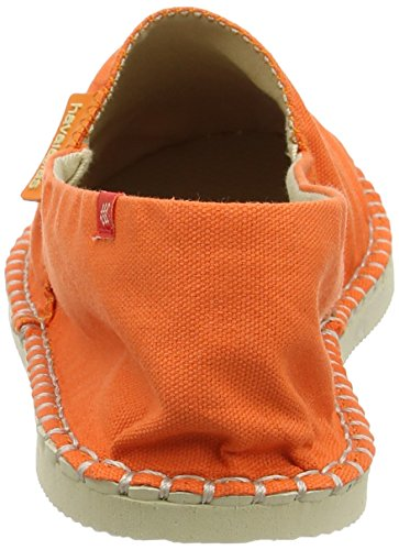Havaianas Origine Ii, Espadrilles mixte adulte Orange (Tangerine)