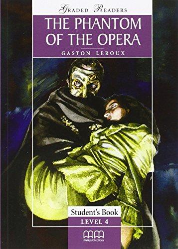 The phantom of the opera. Con CD Audio