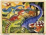 Melissa & Doug Wooden Jigsaw Puzzle - African Plains