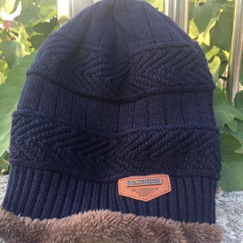 John Deere marrone berretto in maglia