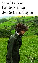 La disparition de Richard Taylor