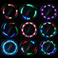 SOONHUA 14 LED Motorcycle Cycling Bicycle Bike Wheel Signal Tire Spoke Light 30 Changes Pictures from SOONHUA