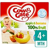 Cow & Gate Apple & Banana Pots 4 x 100g