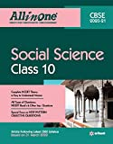 CBSE All In One Social Science Class 10 for 2021 Exam
