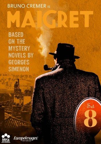 Maigret - Set 8 by Bruno Cremer