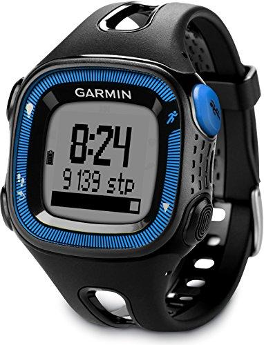 Garmin Forerunner 15 GPS Laufuhr (Fitness-Tracker, lange Batterielaufzeit, Brustgurt-Kompatibilität) - 3