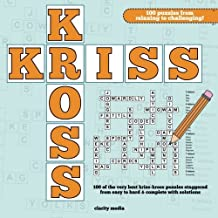 Kriss Kross Puzzles by Clarity Media (2015-03-16)