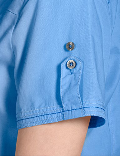 Jack wolfskin beyond t-shirt w chemisier pour femme Bleu - Air Blue