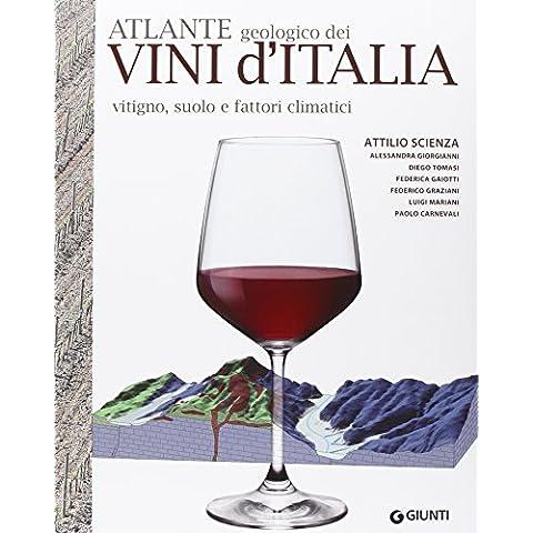 Atlante geologico dei vini