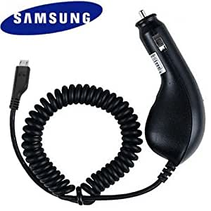 Samsung CAD300UBE Chargeur allume-cigare pour Samsung Galaxy S4 i9500 Noir