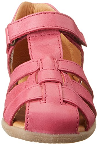 FRODDO Froddo Sandal Fuxia G2150062-3, Sandales  Bout ouvert fille Rot (Fuxia)