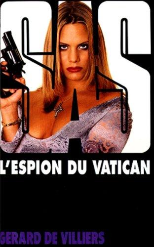 L'Espion du Vatican par Gérard de Villiers
