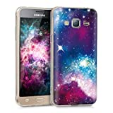kwmobile Case for Samsung Galaxy J3 (2016) DUOS - TPU