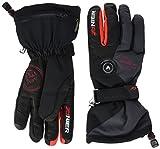 Zanier Damen Handschuhe Heat.GTX, Schwarz/Rot, M, 25013