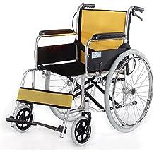 TT Discapacidad puedan ultra ligero plegable de aluminio de Tránsito de ruedas