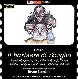 Rossini : Le Barbier de Séville. Capecchi, Monti, Tadeo, D'Angelo, Cava, Bartoletti.