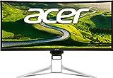 Produkt-Bild: Acer Predator XR382CQK 95cm (37,5 Zoll Ultrawide QHD) Curved Monitor (HDMI 2.0, HDMI, DisplayPort, USB Type-C, 5ms Reaktionszeit, Höhenverstellbar, AMD FreeSync) silber