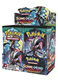 Pokemon - Sonne und Mond - Serie 2 - Booster Display - Deutsch