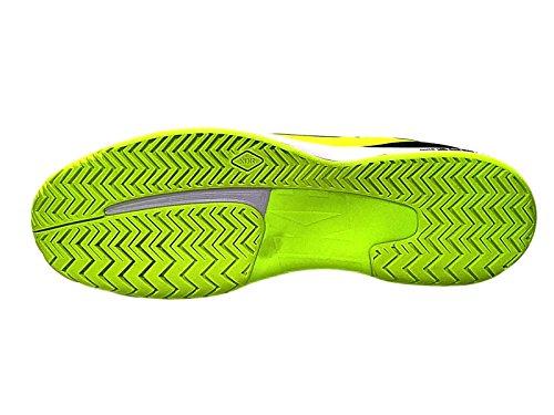 Nike Herren Zoom Cage 2 Tennisschuhe Verde (Volt / Black-White)