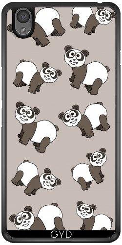 case-for-one-plus-x-a-panda-smiling-by-zorg