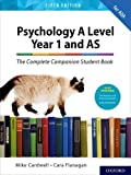 The Complete Companions for AQA A Level Psychology 5th Edition: 16-18: The Complete C...