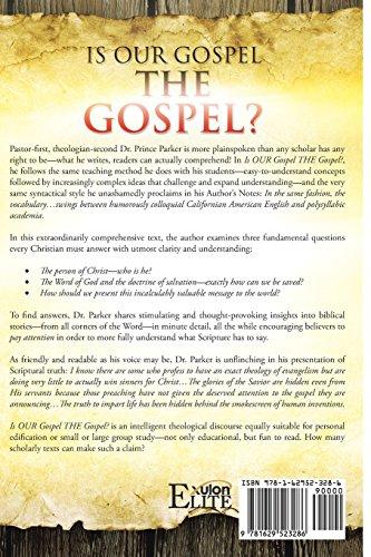 Is Our Gospel the Gospel?